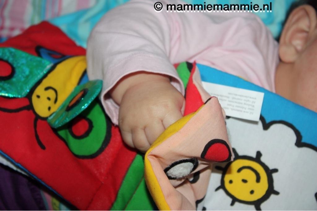 baby voorlezen boekstart