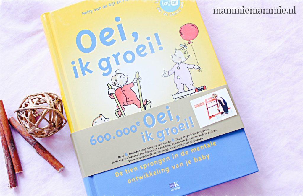 Review: het boek Oei ik groei!