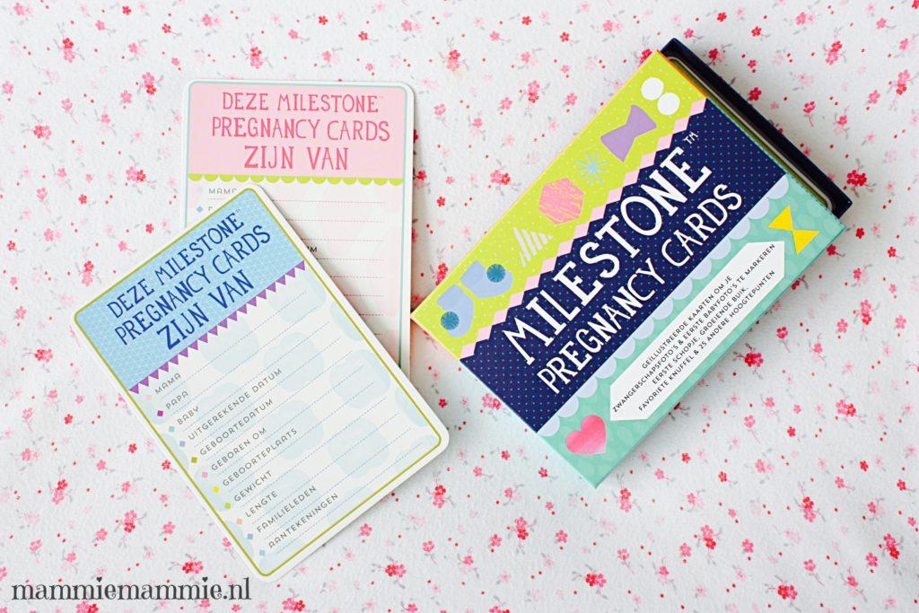 Review: Milestone Pregnancy Cards