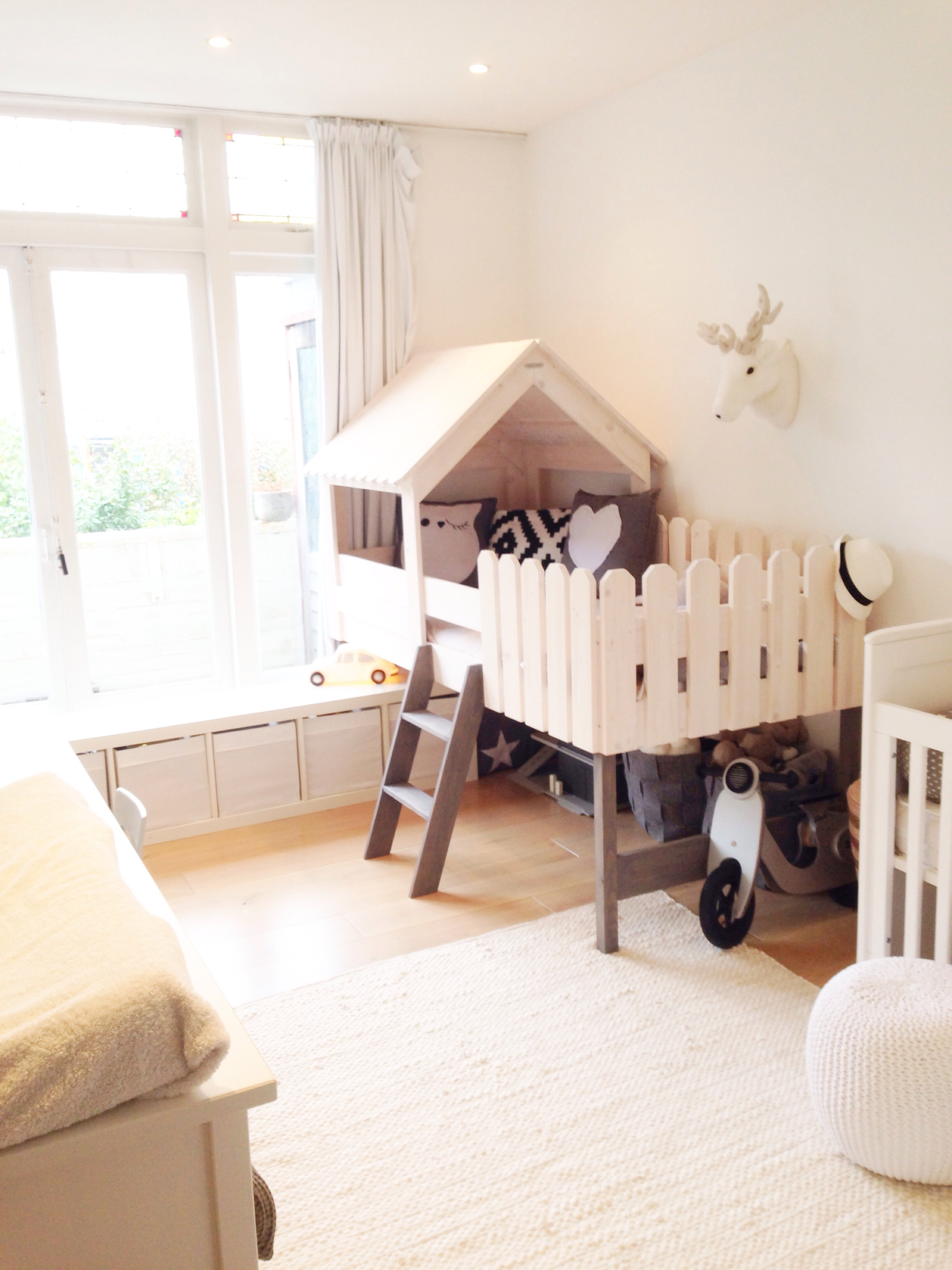 kinderkamer voor baby en peuter