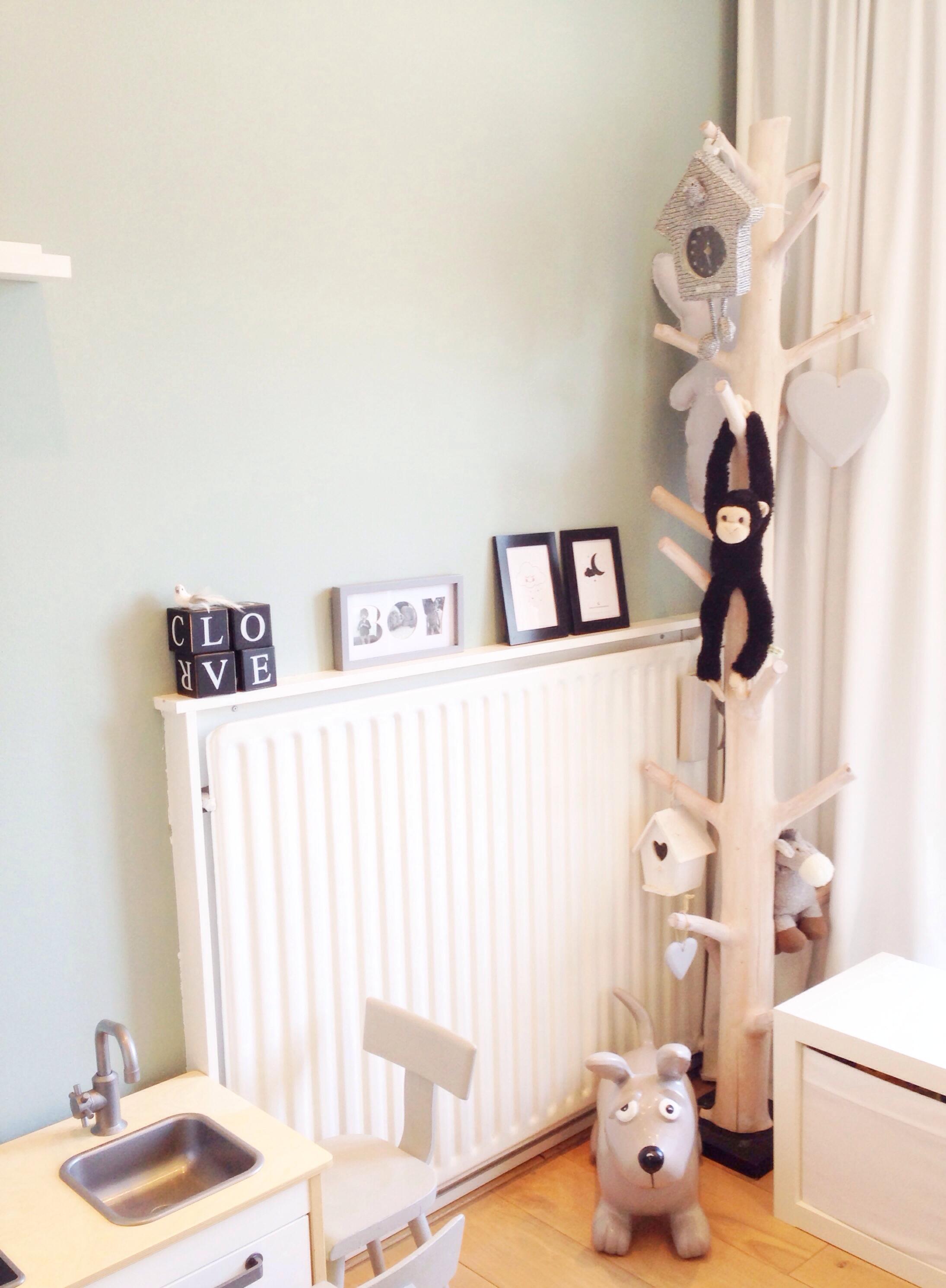 Inspiratie kinderkamer voor baby en peuter mama blog - Decoratie kamer slapen schilderij ...