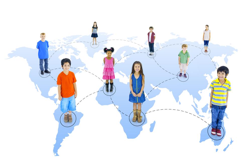 opvoeden met verschillende talen