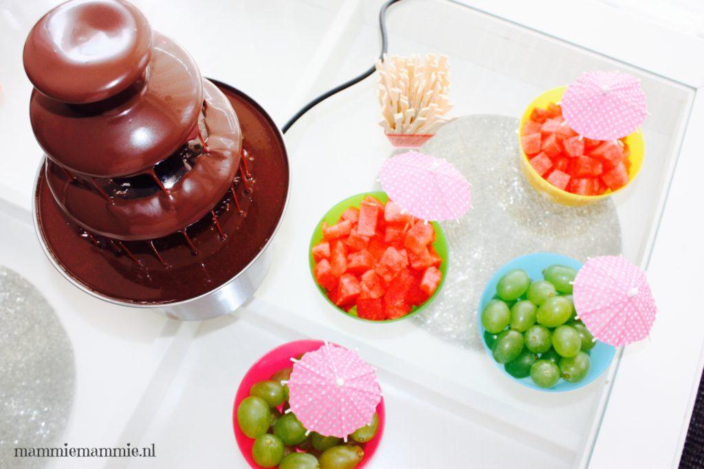 verjaardag-chocoladeofontein
