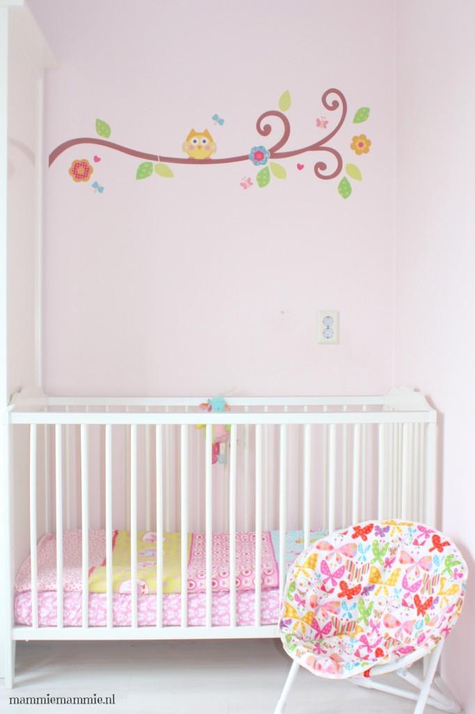 Kinderkamer meisjes kleurrijk