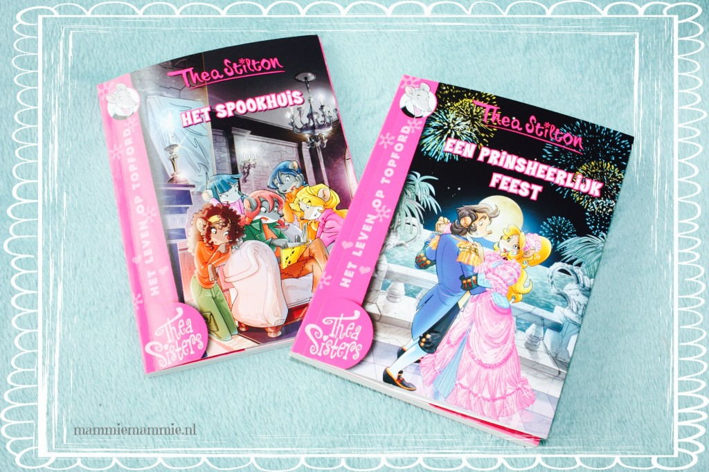 Girly Friday review boek Thea stilton