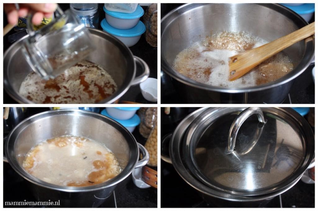 Pakistaanse rijst pulao recept