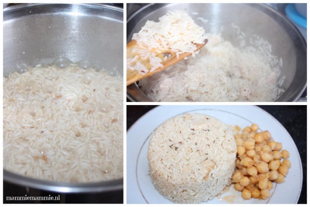 Pakistaanse rijst plau recept