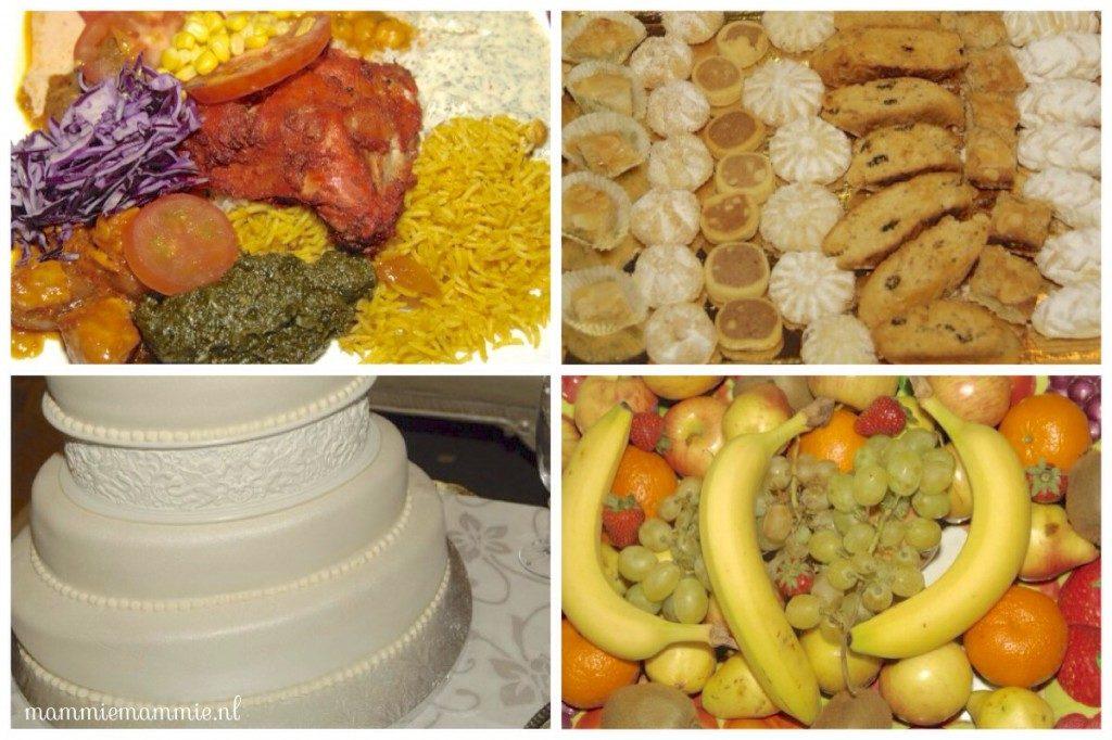 hapjes marokkaanse bruiloft