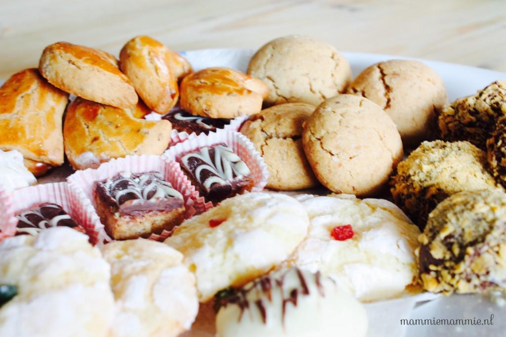 Marokkaanse koekjes mama blog mammiemammie.nl