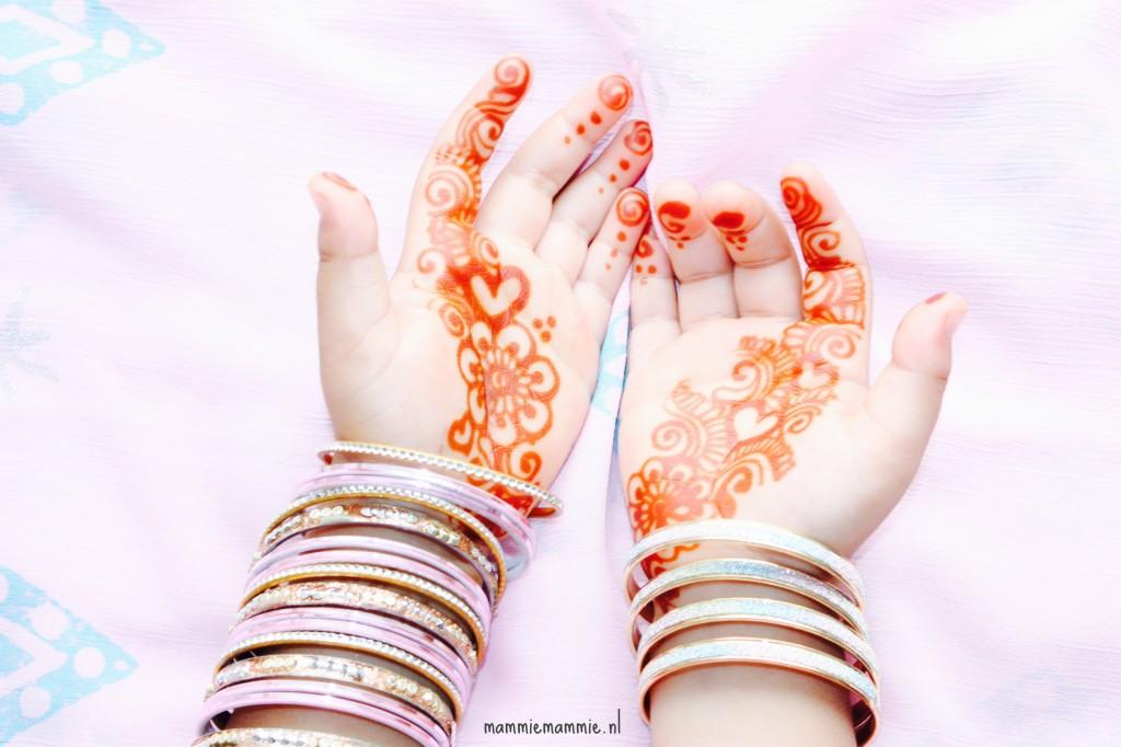 Simpele henna patronen voor kinderen
