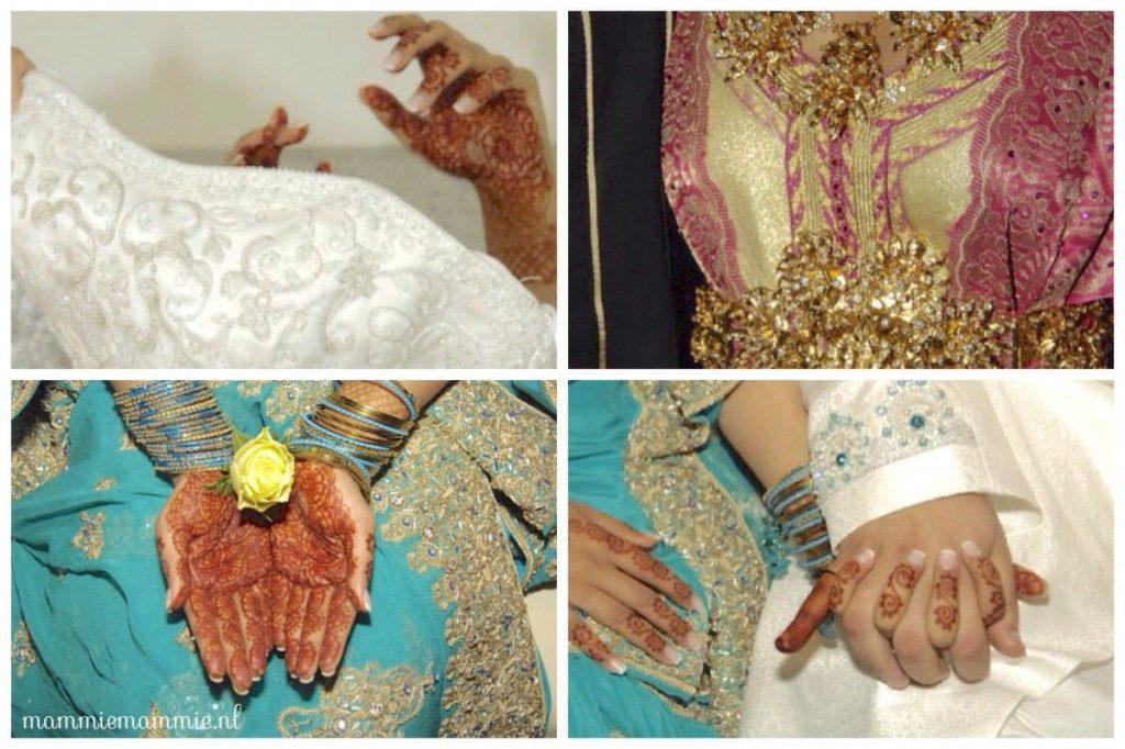 marokkaanse pakistaanse bruiloft