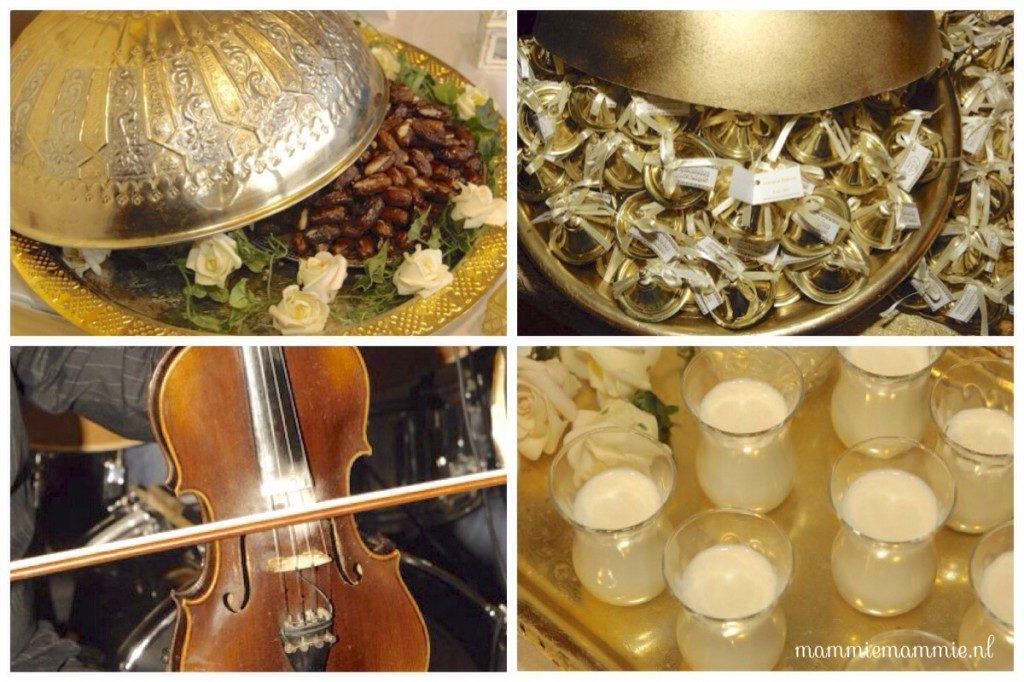 tradities marokkaanse bruiloft
