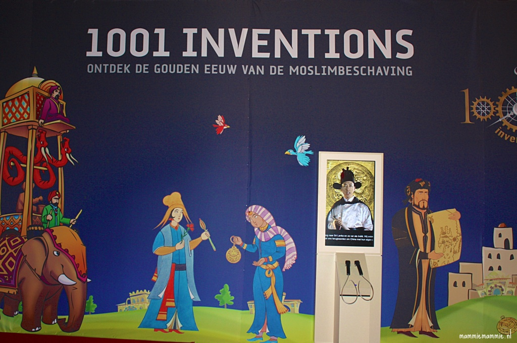 1001 inventions netherlands