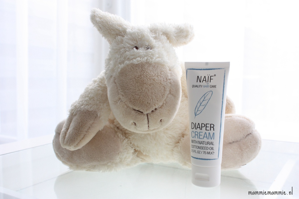 Review Naif babycare billencreme