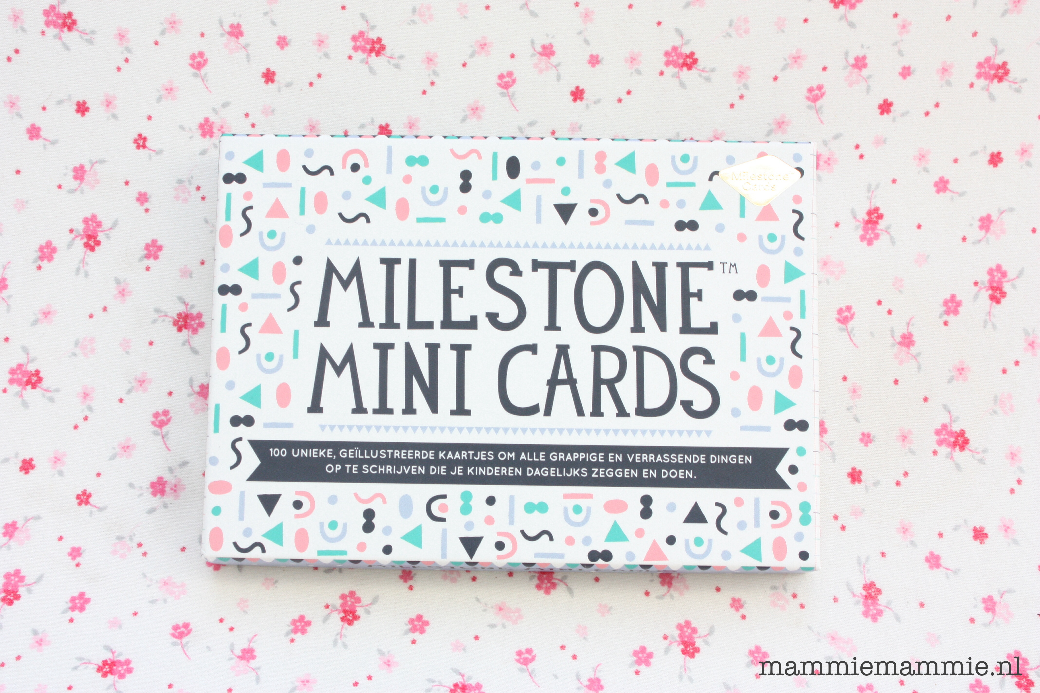 Review milestone mini cards