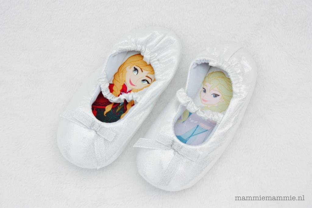 Frozen ballerina's