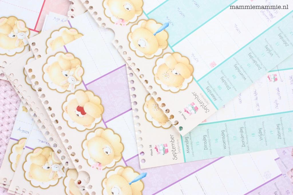 Kalender herbruiken