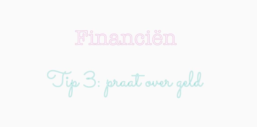 Tips over geldproblemen