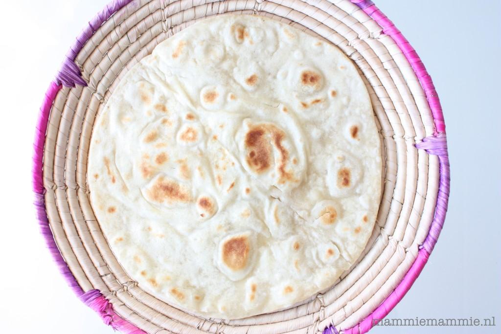 Recept Indiase roti