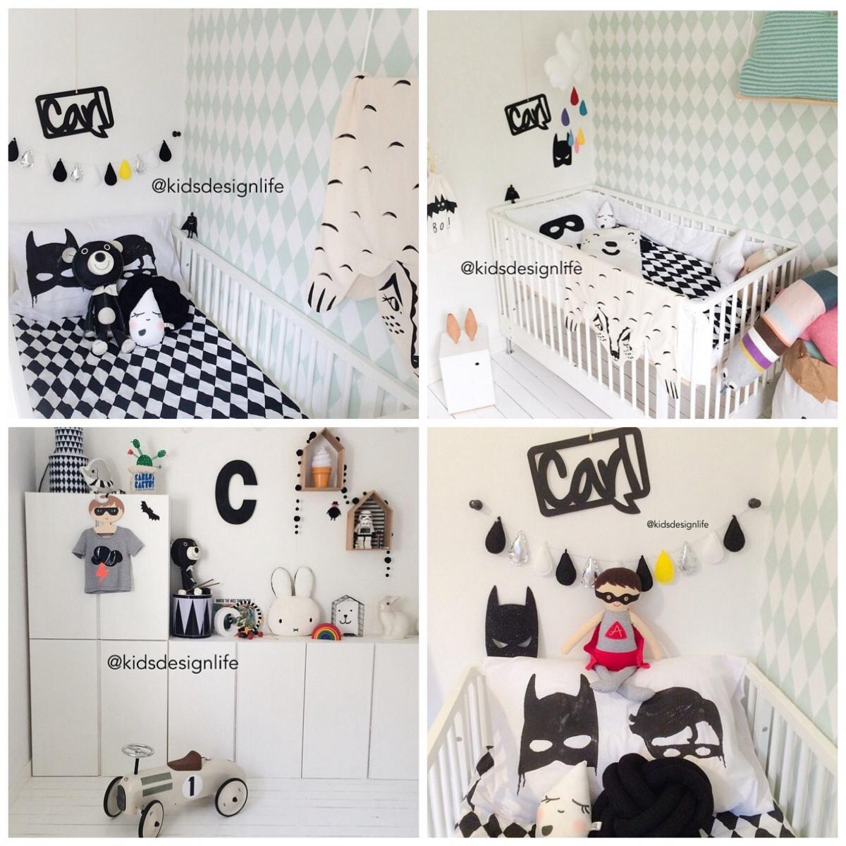 Picture idea 31 : Inspiratie scandinavische kinderkamer interieur