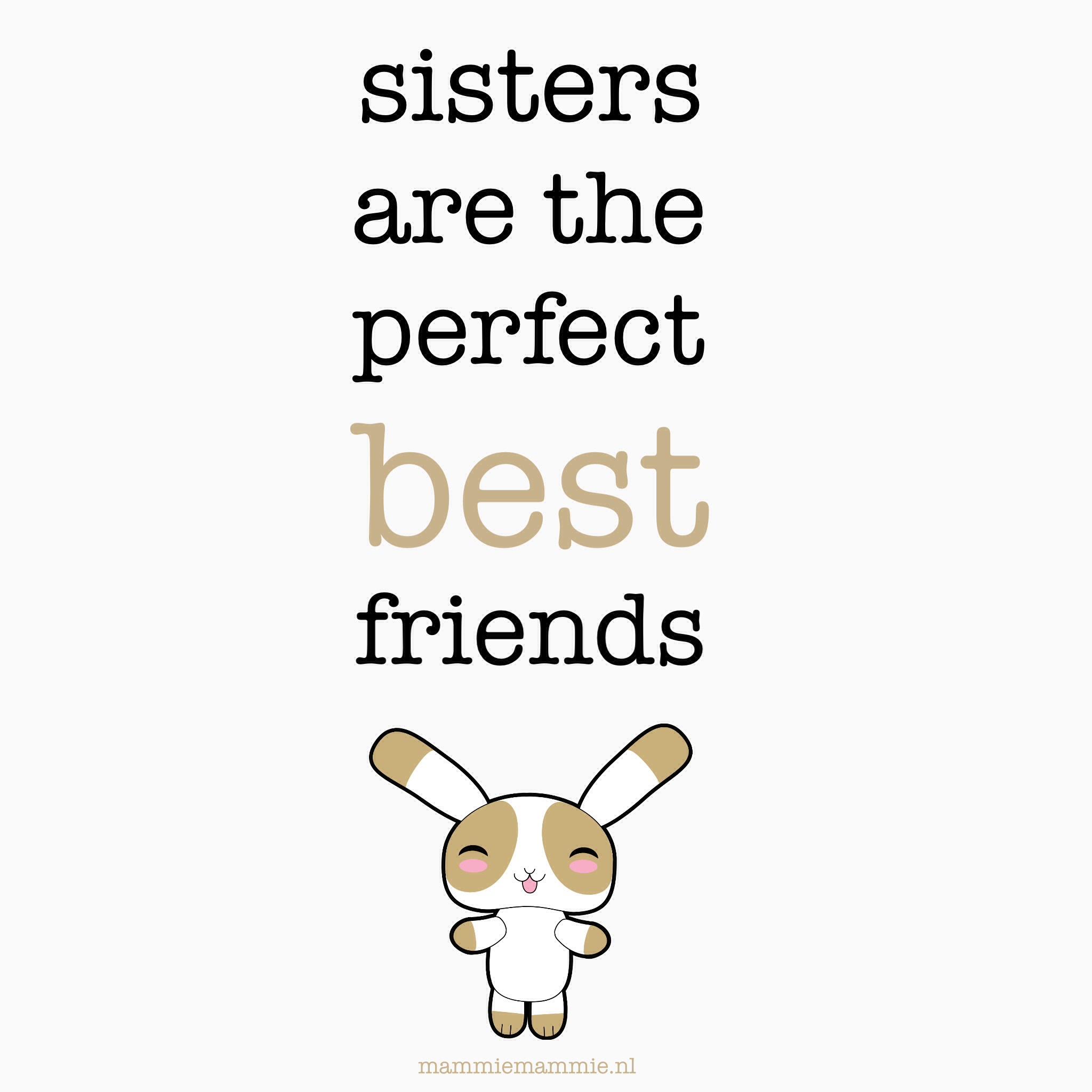 10x Waarom Een Zus De Perfecte Beste Vriendin Is