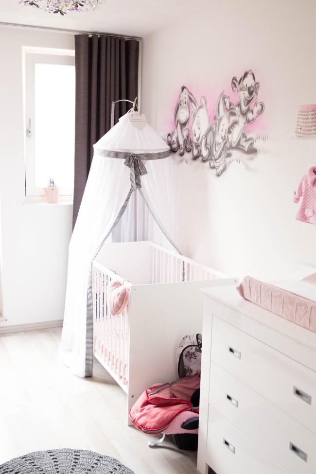 inspiratie babykamer meisjes