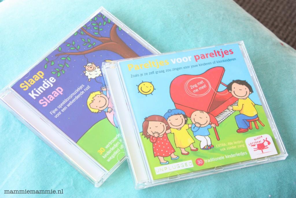 Kinderliedjes cd ervaring