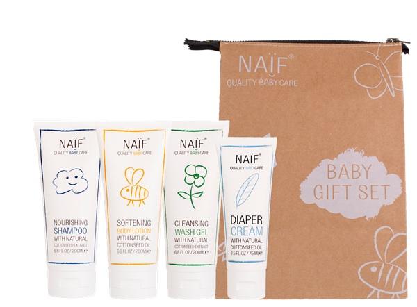Giftset Naif babycare
