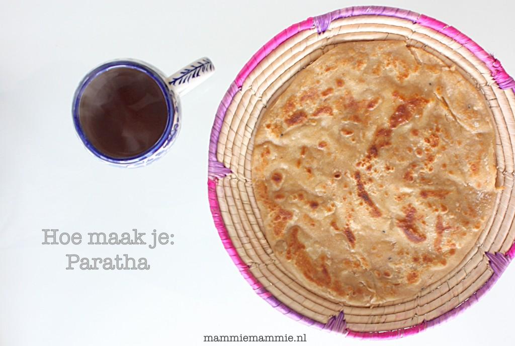 Recept paratha
