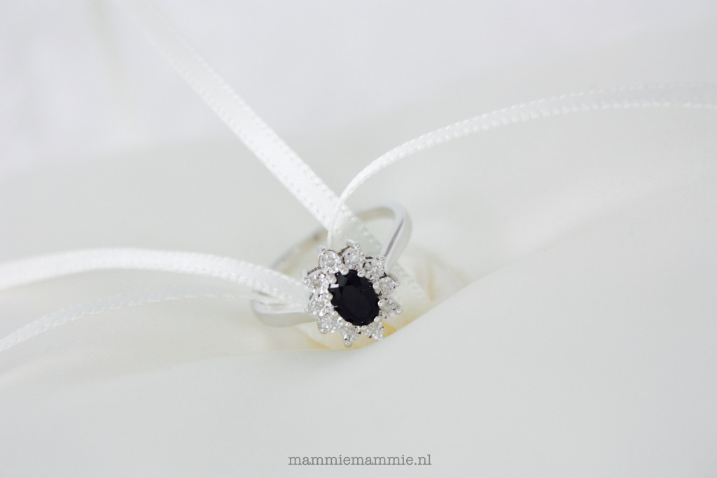 Goedkope diamanten ring