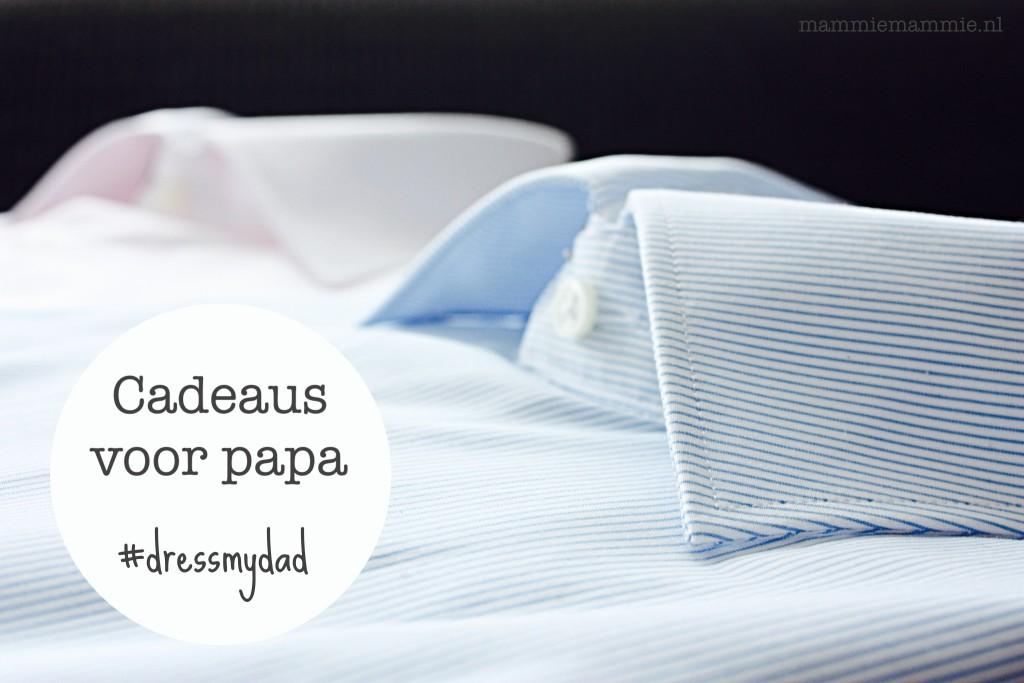 #dressmydad only for men