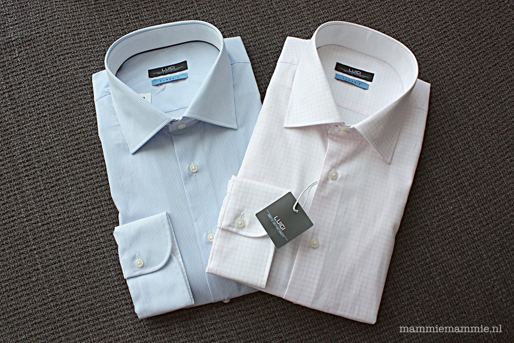 Overhemden only for men