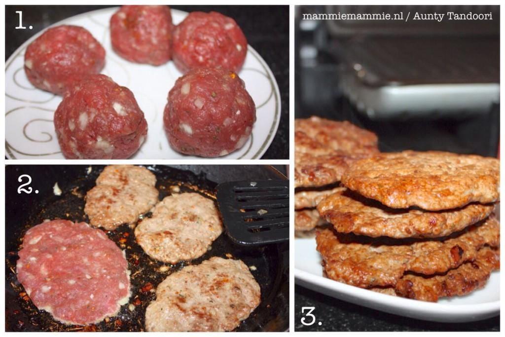 Pakistaanse kebab maken