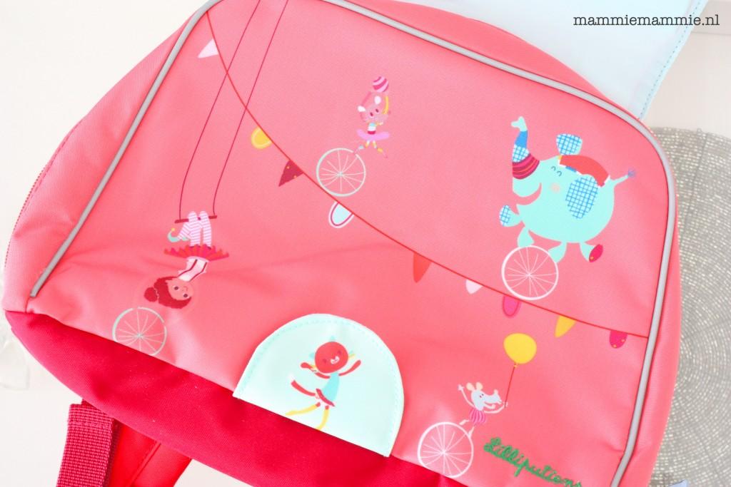 circus tas voor kinderen
