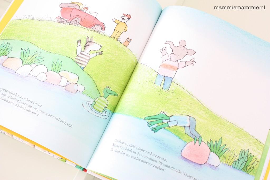 Nieuw boek over kikker en vriendjes