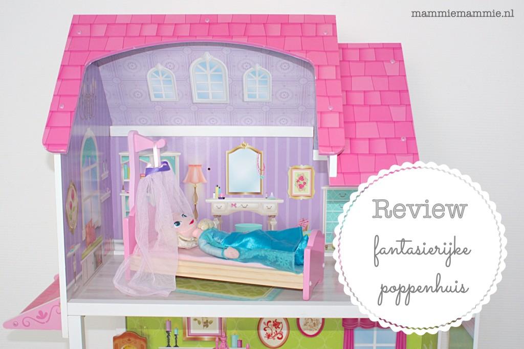 Review Kidscraft poppenhuis