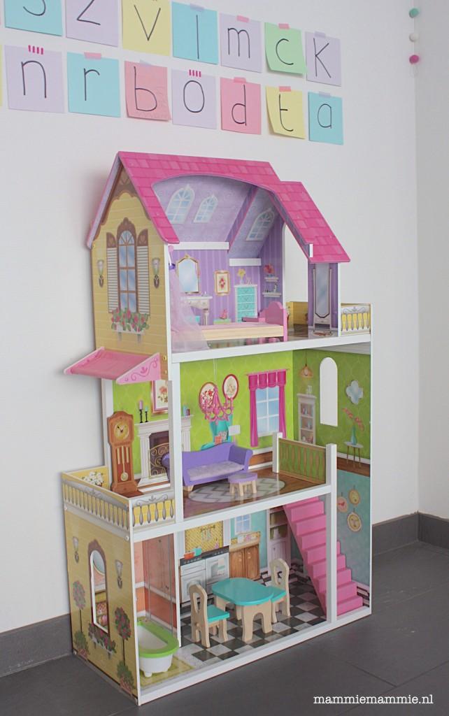 houten poppenhuis