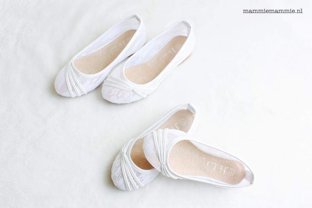 Schoentjes Bruidsmeisjes