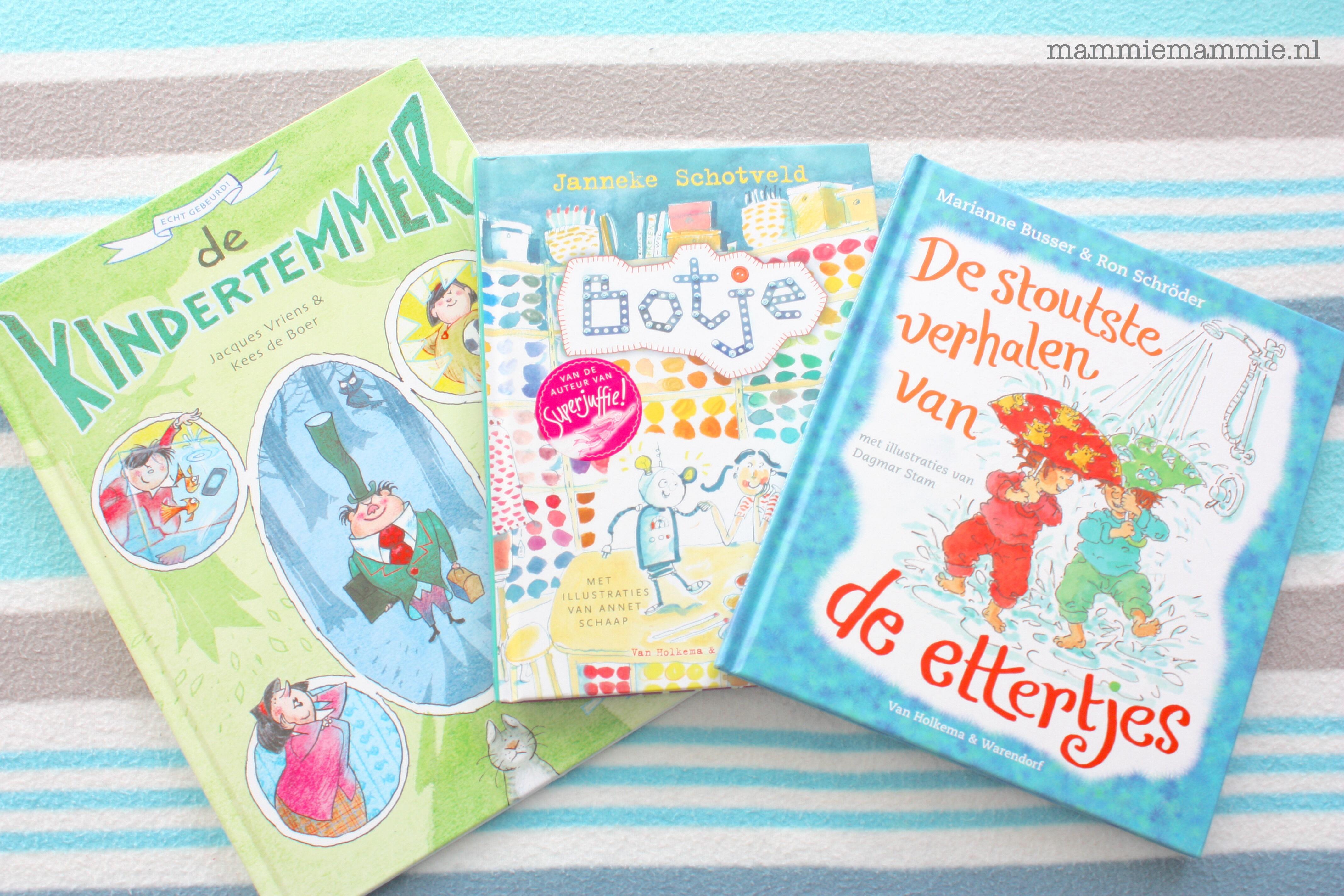 Nieuwe Kinderboeken 2015