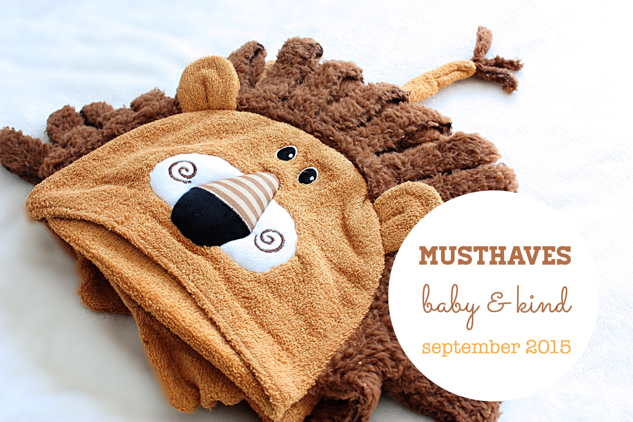 Musthaves baby en kind