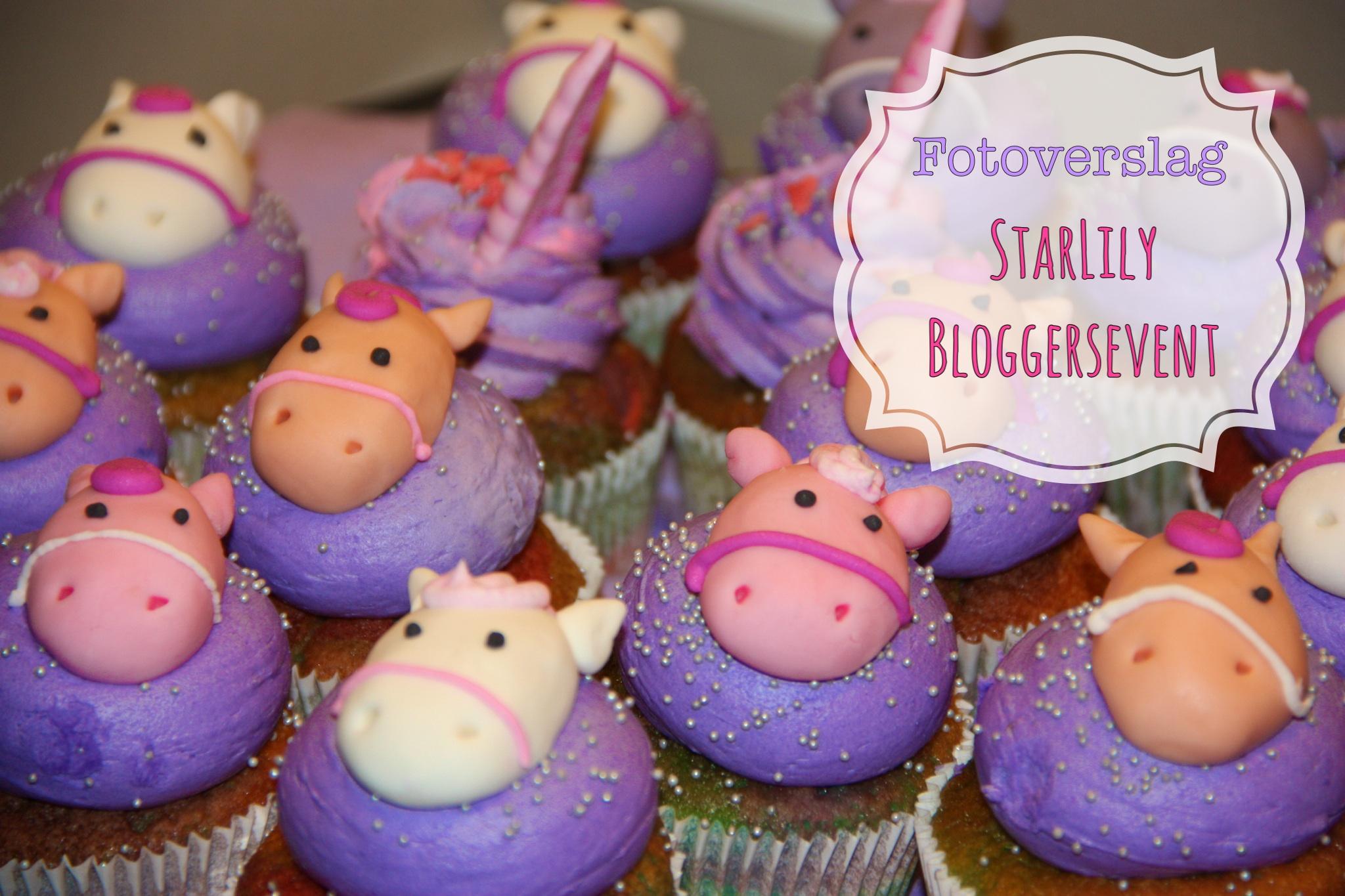 Fotoverslag |  StarLily bloggersevent