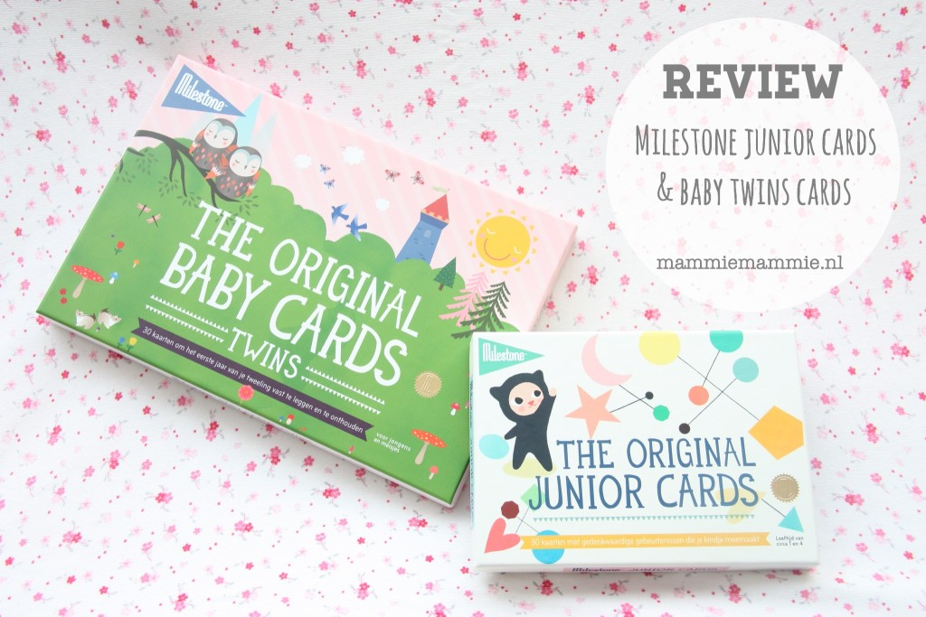 Review baby twins cards