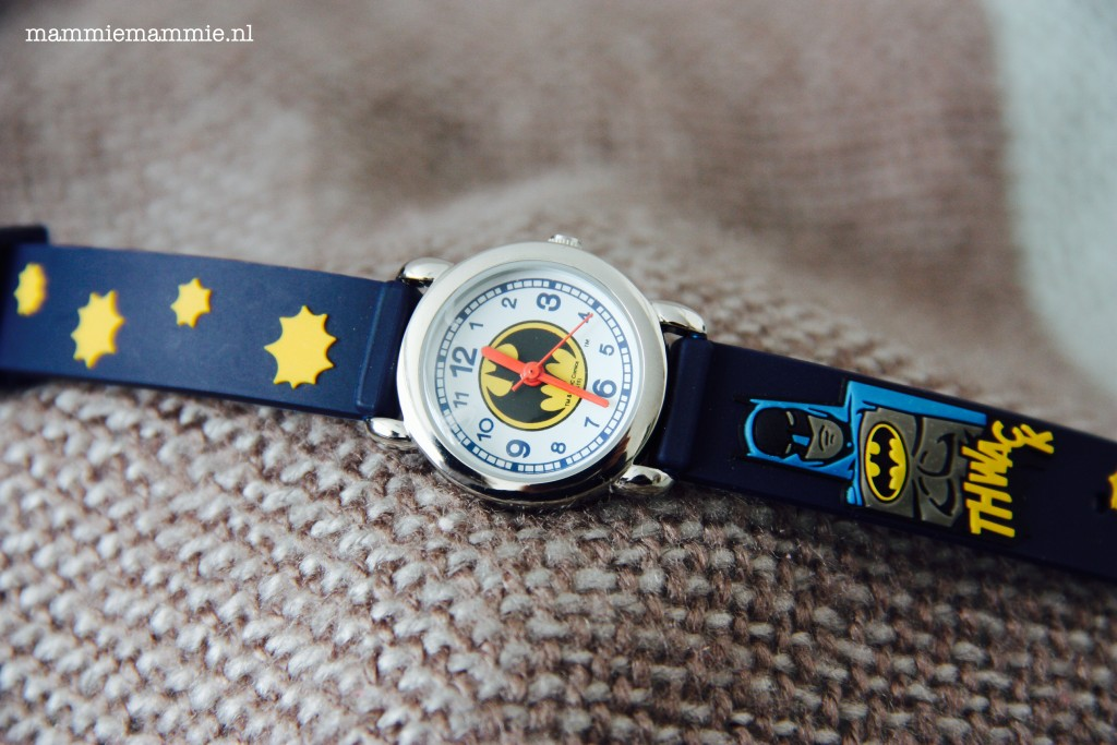 Batman kinderhorloge