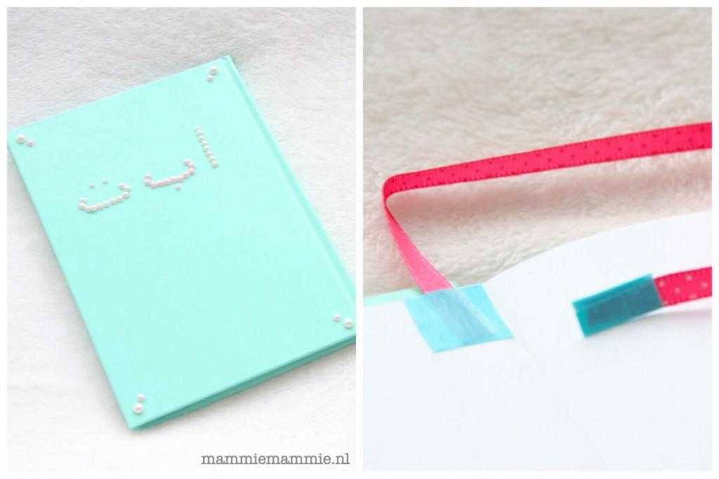 Design arabic notebook