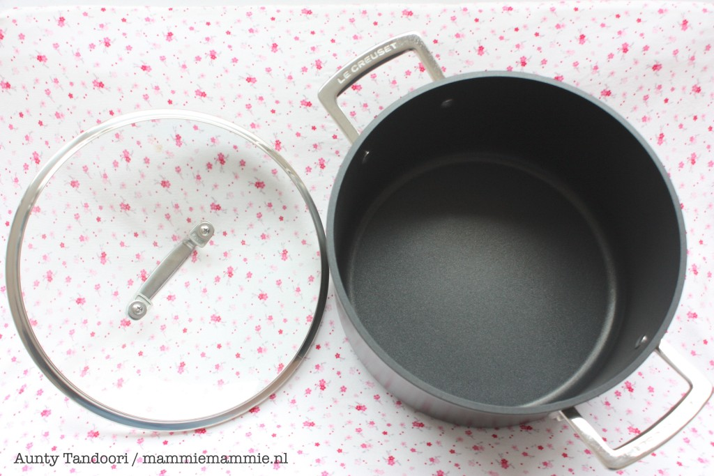 Review Le Creuset kookpan