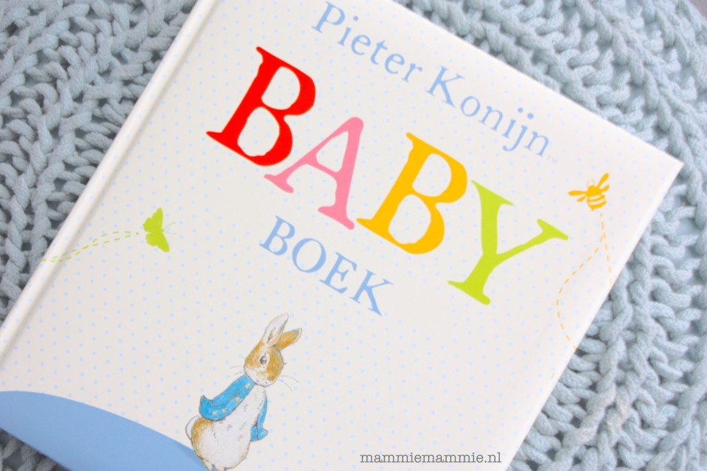 Babyboek voor jongens