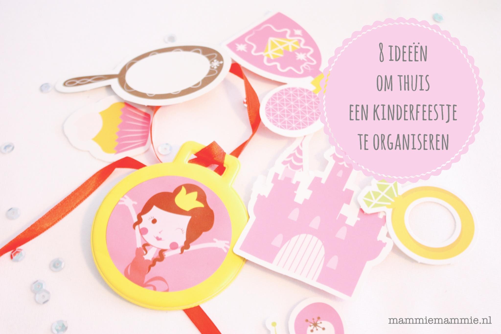Uitgelezene Ideeën | 10x spelletjes voor een kinderfeest thuis - Mammie Mammie SD-56