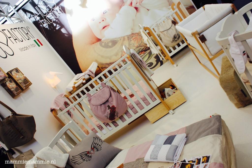 Italiaanse babykamer
