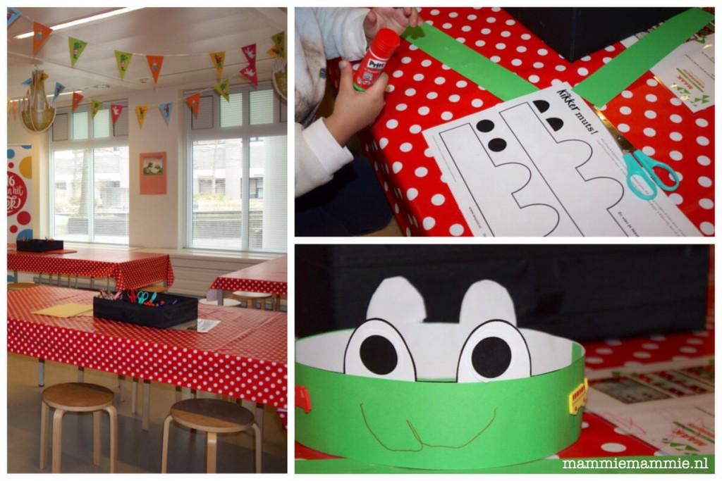 Kinderboekenmuseum activiteiten