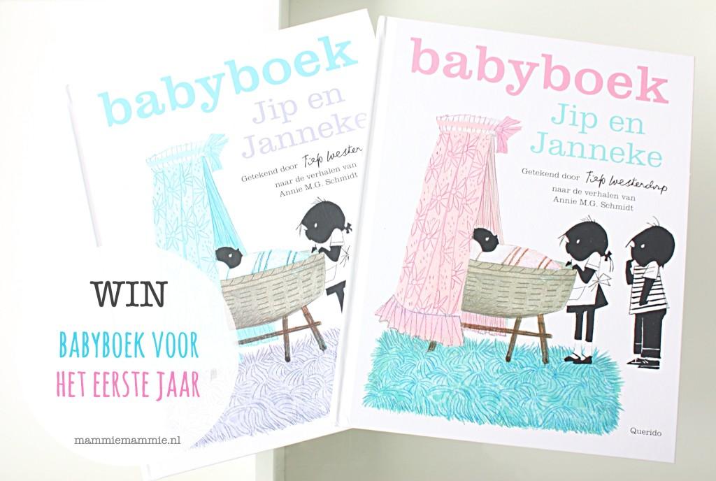 Babyboek jip en janneke